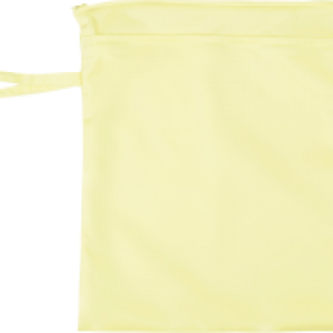 Bolsa chica lisa impermeable mantequilla